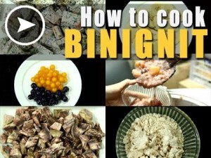 How to cook: Binignit – YouTube