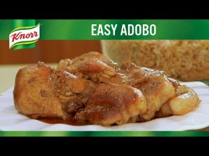 #LutongNanay: Easy Adobo – YouTube