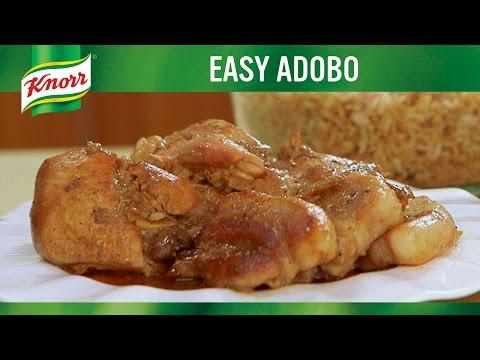 #LutongNanay: Easy Adobo – YouTube