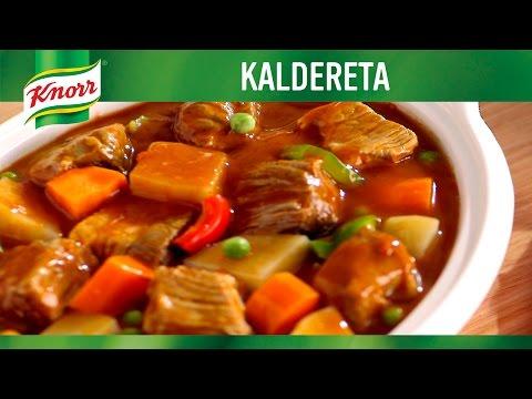 #LutongNanay: Easy Kaldereta – YouTube