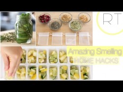 Amazing Smelling Home (Natural Recipes) – YouTube