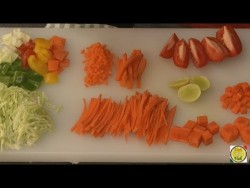 Cuts of Vegetables- By Vahchef @ vahrehvah.com – YouTube