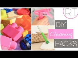 DIY HouseHold Cleaning Hacks – YouTube