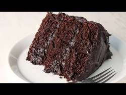 How to Make the Most Amazing Chocolate Cake – YouTube