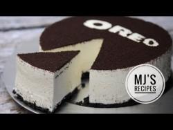 NO BAKE OREO CHEESECAKE – YouTube