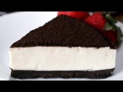 No-Bake Cookies & Cream Cheesecake – YouTube