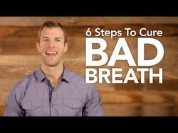 6 Steps To Cure Bad Breath – YouTube