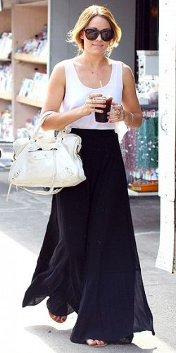 Summer, Maxi skirts and Skirts on Pinterest
