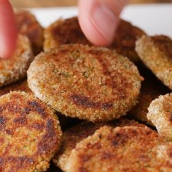 How to make healthy veggie nuggets