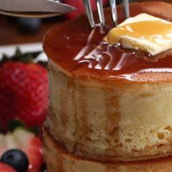 Pancake galore