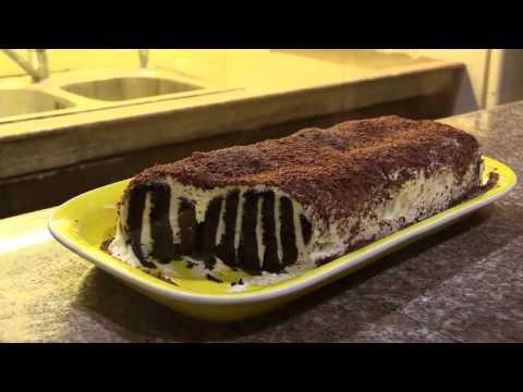 Oreo Log Cake – YouTube