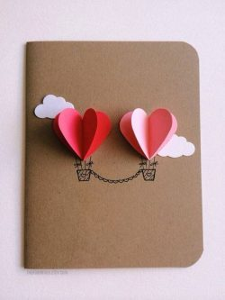 Easy DIY Valentines Cards