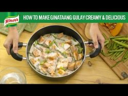 How To Make Ginataang Gulay Creamy And Delicious – YouTube