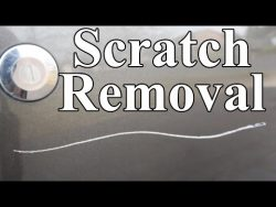 How to Remove Scratches from Car PERMANENTLY (EASY) — Youtube