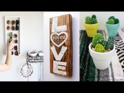 20 DIY Room Decor – DIY Room Decoration – Home Decor DIY