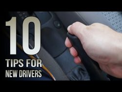 10 tips for new drivers- Youtube