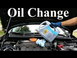 Complete Guide on  Car Oil Change – Youtube