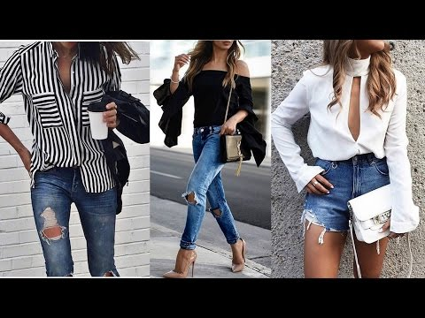 Fashion Clothes 2017 / TRENDS 2017 / Outfits For Girls — Youtube