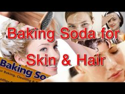 Baking Soda For Skin And Hair – YouTube