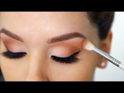 How to Apply Eyeshadow PERFECTLY (beginner friendly hacks) – YouTube
