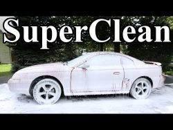 How to SUPER CLEAN Your Car (Best Clean Possible) – YouTube