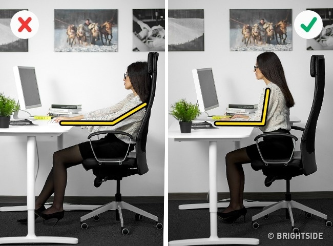 6Ways toProtect Your Health When Sitting atWork