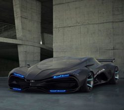 Black Marussia – The Meta Picture