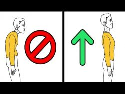 9 easy ways to get a great posture – YouTube
