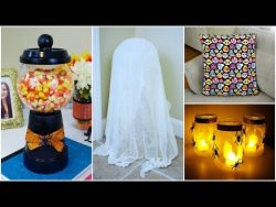 Cheap and easy DIY Halloween crafts