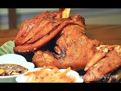 How to make Crispy Pata