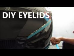 DIY Car Eyelids – YouTube