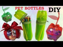 10 DIY Creative Ways to Reuse / Recycle Plastic Bottles- YouTube