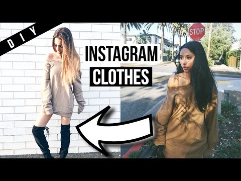 4 Easy Trendy Fashion DIY's – YouTube
