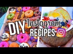 DIY Popular Instagram Food