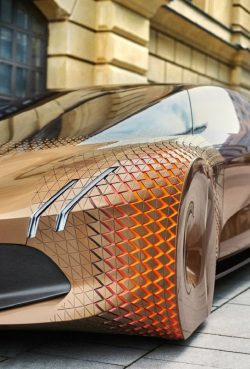 Electric Dreams – The BMW Vision Next 100 | Notey