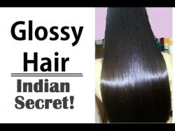 How to Make Hair Shiny & Silky Naturally