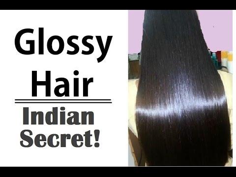 How to Make Hair Shiny & Silky Naturally