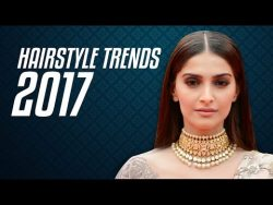 5 Hairstyle trends | Popular in 2017