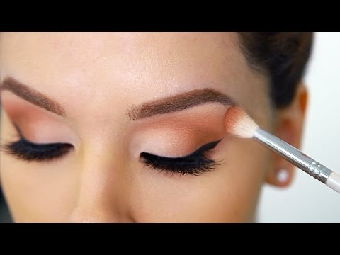 How to Apply Eyeshadow Perfectly