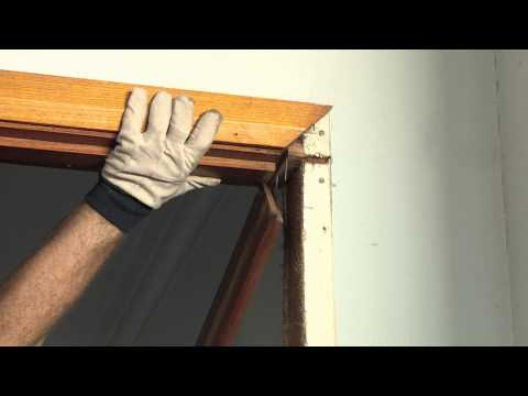 How To Fix A Door Jamb