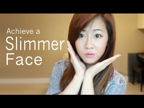How to get a Slimmer Face