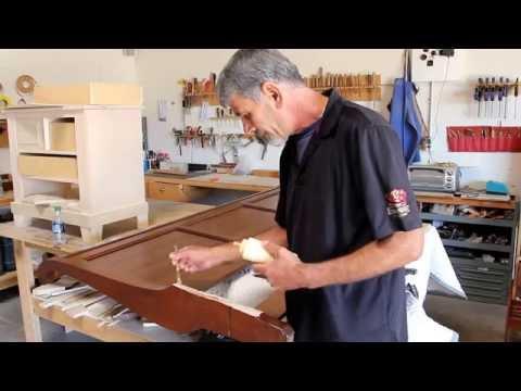 How to repair Broken Bed Rail