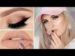 Full Glam Makeup Tutorial – YouTube