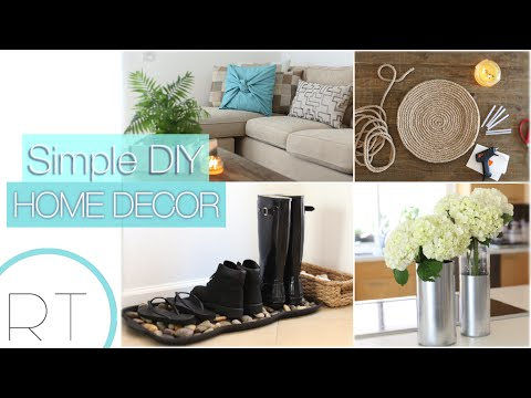 Simple DIY Home Decor