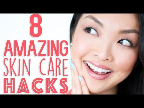 8 Skin Care Hacks You Need To Know! – YouTube