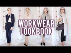 Smart Workwear Lookbook