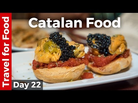 Spanish Catalan Food- YouTube