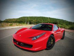 The Fabulous Ferrari 458 – Super Car Center