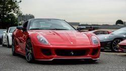 The Incredible Ferrari 599 – Super Car Center