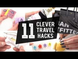 TOP 11 clever travel hacks you need to know | ANN LE – YouTube